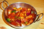 Preparate vegetariene Chilli Paneer
