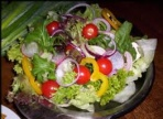 Salate şi iaurt Fresh Mixed Salad