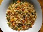 RICE Vegetarian Fried Rice