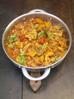 Preparate vegetariene Veg Jalfrezi